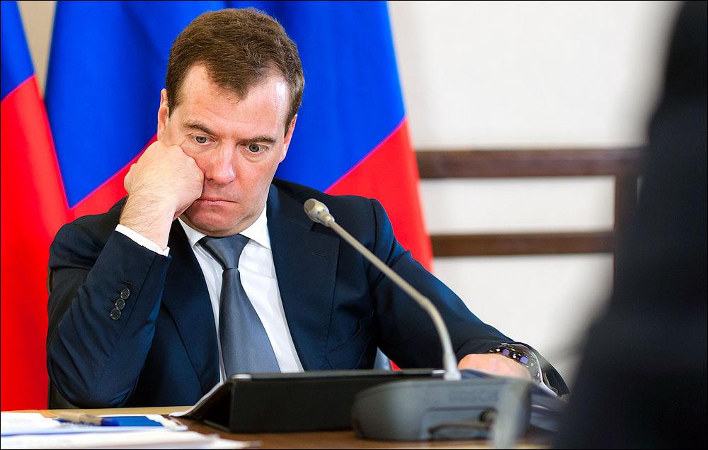 Позор Медведева-2018: Россия по росту ВВП отстала даже от Киргизии