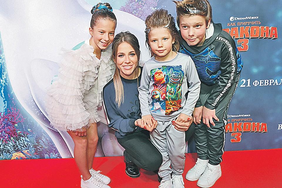 Все дети Юлии Барановской ходят в секции, но у всех разные интересы.
