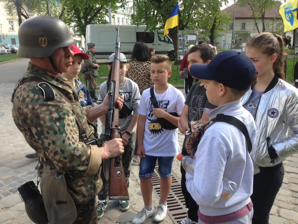 Во Львове начинается суд по реабилитации Адольфа Гитлера