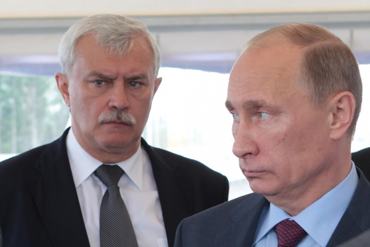 Полтавченко уходит в судостроители. Врио губернатора станет Беглов