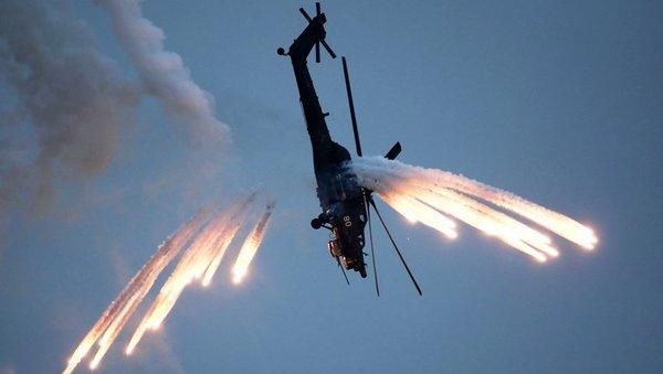 Тепловые ловушки ударных вертолетов РФ: практически бесплатная нейтрализация ракет стоимостью миллионы $