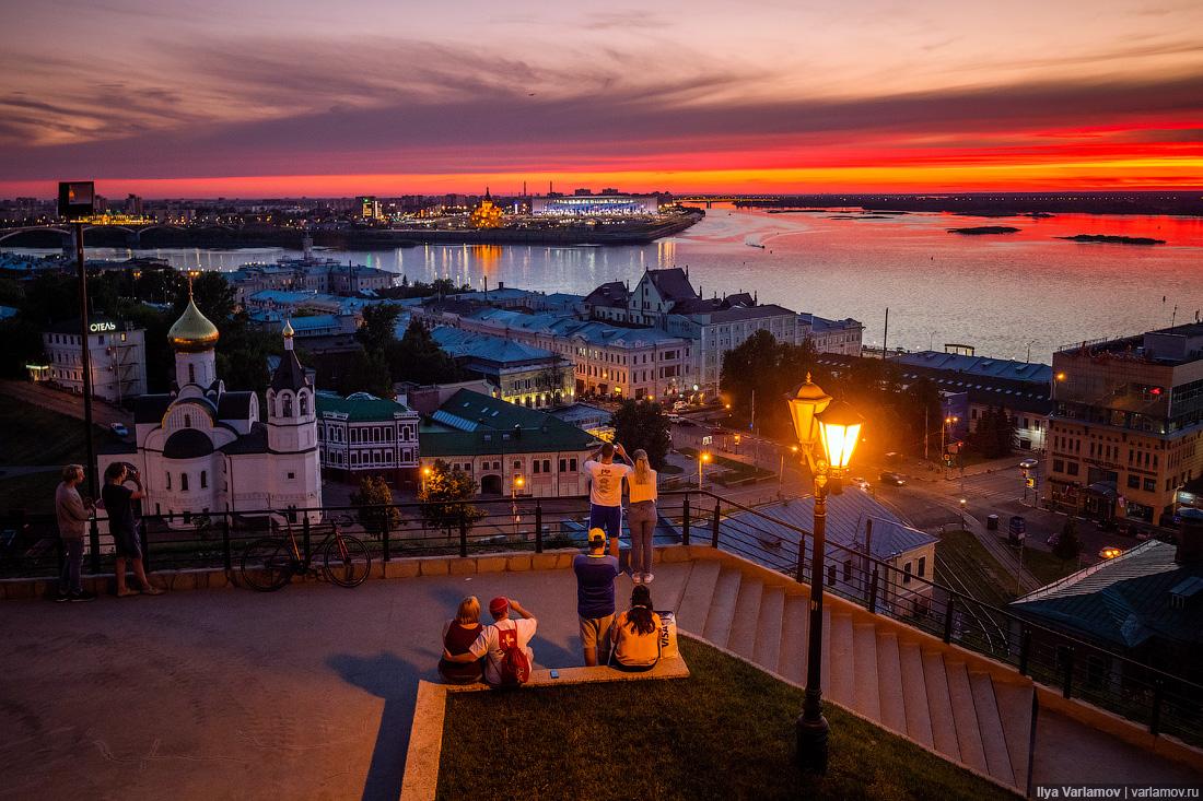 Как же прекрасен Нижний Новгород!