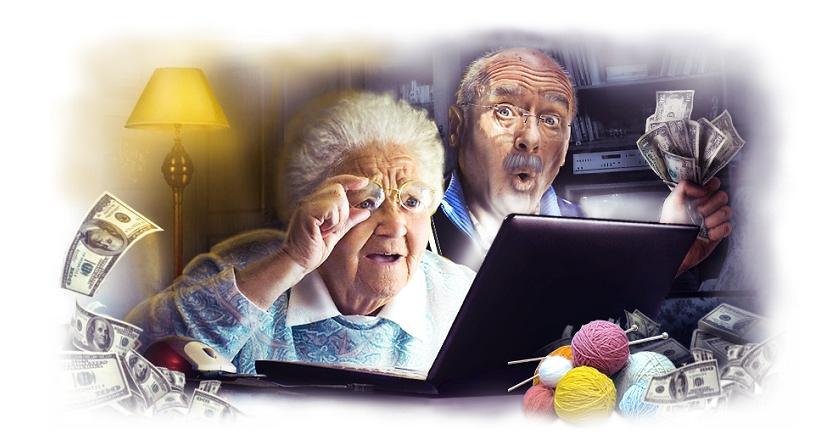 Пенсионеры и бизнес