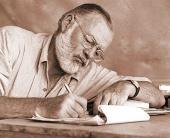 Хемингуэй, Брэдбери и Паустовский о том, как писать