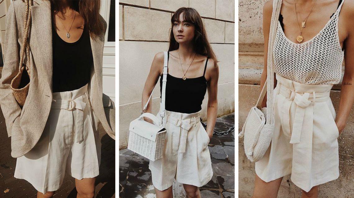 Модные шорты-бермуды: 5 летних вариантов на любой вкус