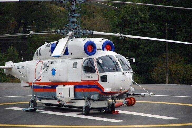 Ростех за год поставил для санитарной авиации 31 медицинский вертолет Хорошие, добрые, новости, россия, фоторепортаж