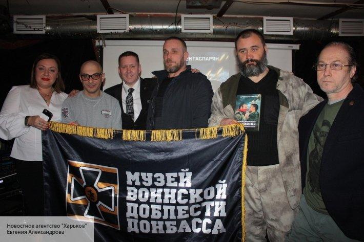 Армен Гаспарян подвел черту в Петербурге: Точка невозврата пройдена, Донбасс не будет участвовать в дьявольской схватке Киева