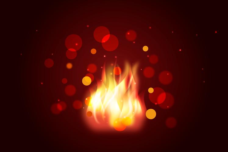 Ошибочные действия при ожогах