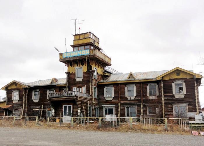 Деревянные действующие аэропорты России