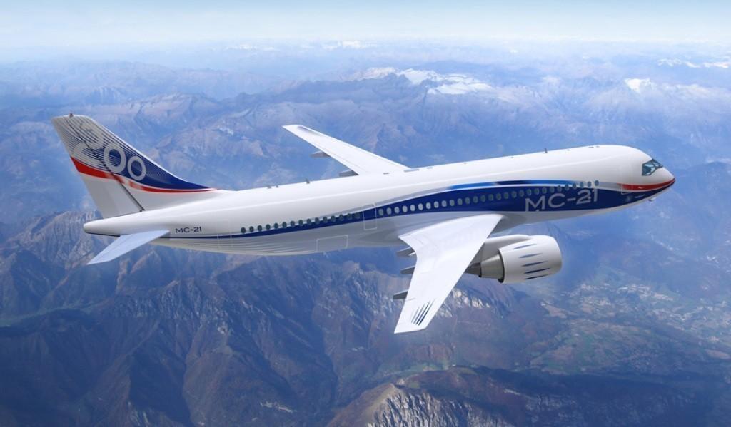 Выкатка готового самолета МС-21 состоится 8 июня