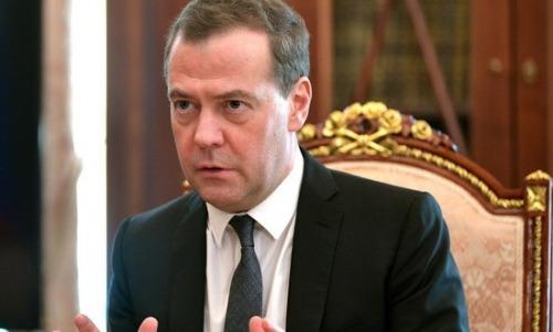 Медведев: пенсионная реформа…