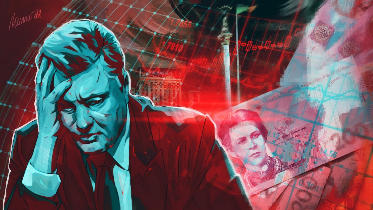 Украина может готовиться к бизнес-скандалам: санкции России вскроют серые схемы
