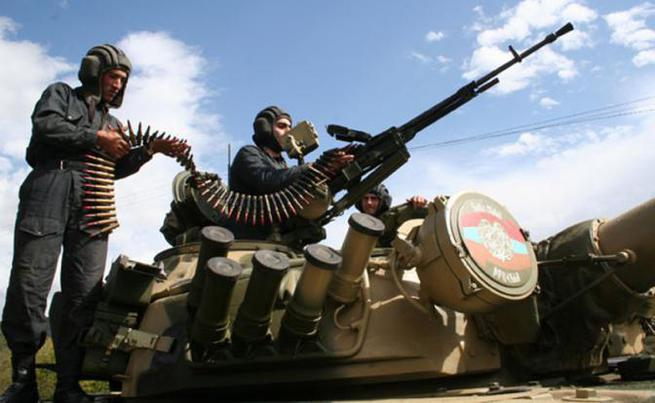 Армия Армении «слепнет» ночью