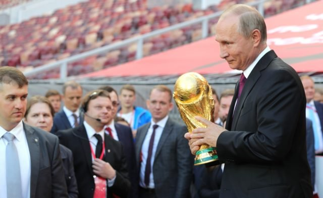 Новое указание Владимира Путина: «Стадионы для ЧМ должны выйти на самоокупаемость»
