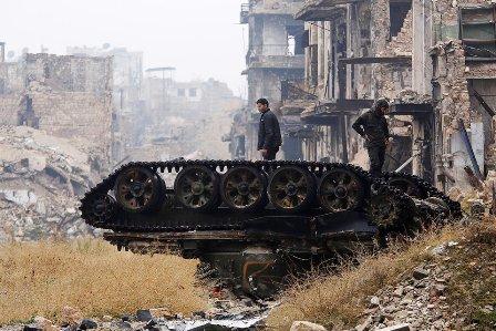 МинобороныРФ: 1515 населенных пунктов Сирии присоединились кпримирению
