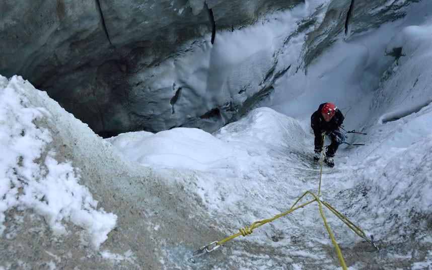 gorner 14 Ледяные пещеры ледника Горнер