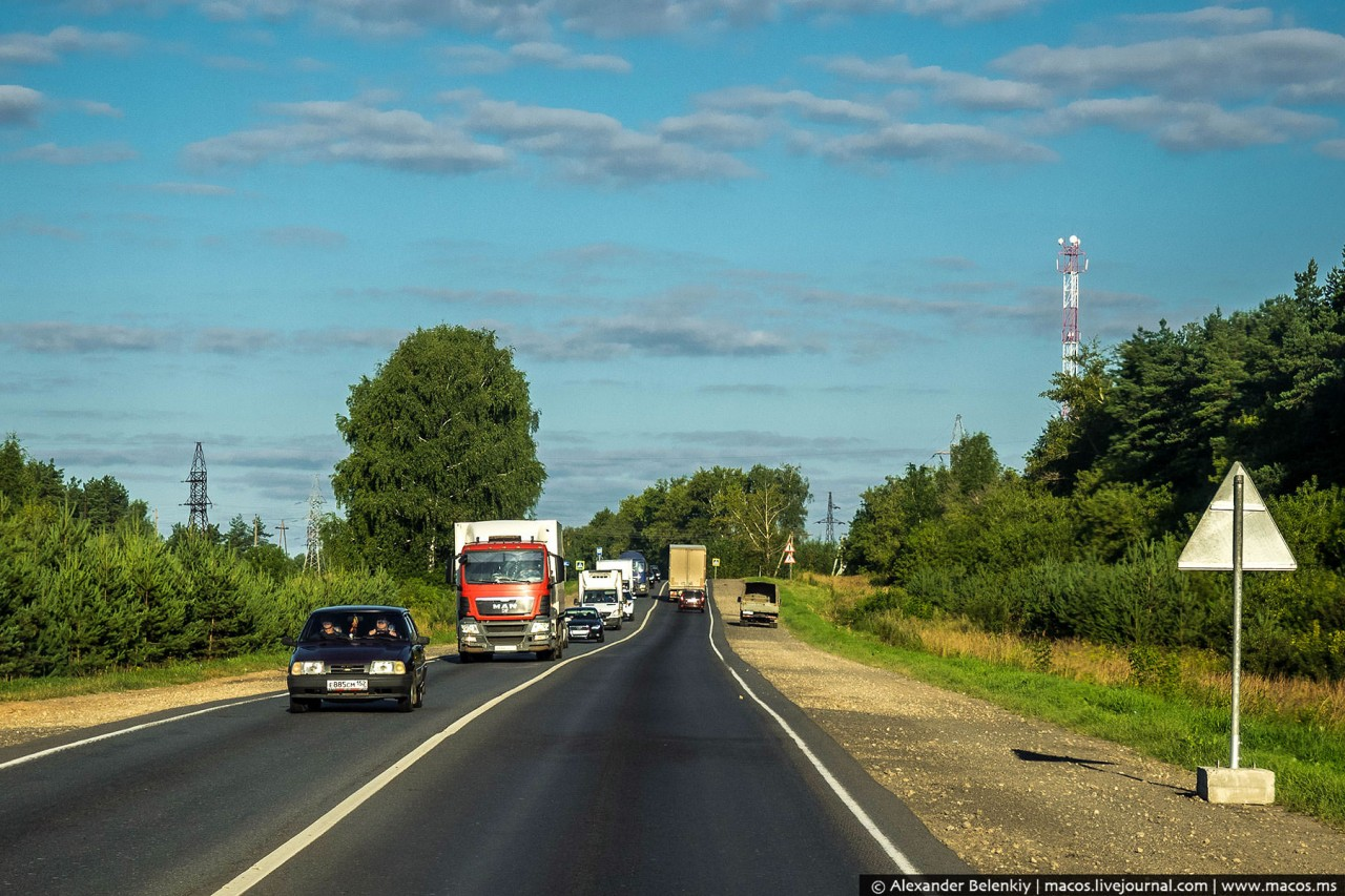 Почему в России плохие дороги. Объясняю на пальцах