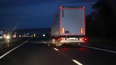 Россия ввела плату за проезд для литовских и латвийских перевозчиков