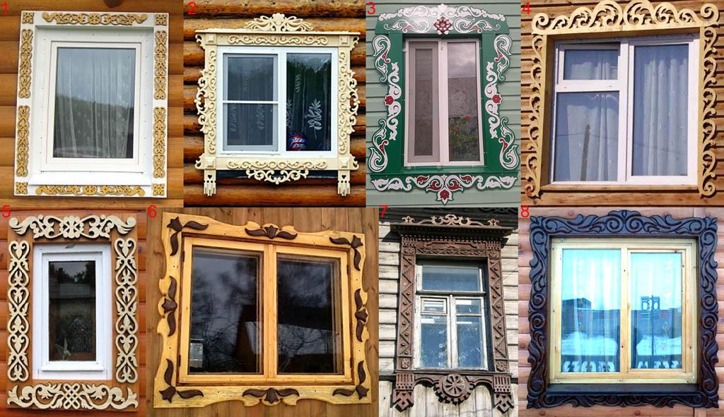 О чем рассказывают оконные наличники русских домов - символизм в деревянном зодчестве