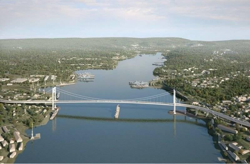 Мост через Севастопольскую бухту. Героическое прошлое и возможное будущее