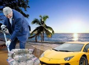 Золотая пенсия для чиновников. Что-же может остаться простым трудяам ?