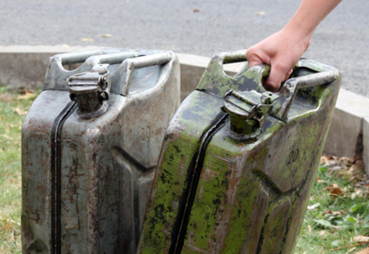 «Левый» бензин по дешевке: б…