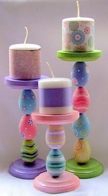 Пасхальный декор. Идеи для вдохновения