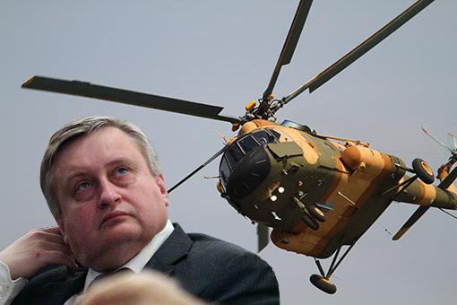 Валерий Сорокин возвращает Казань в боссы вертолетостроения