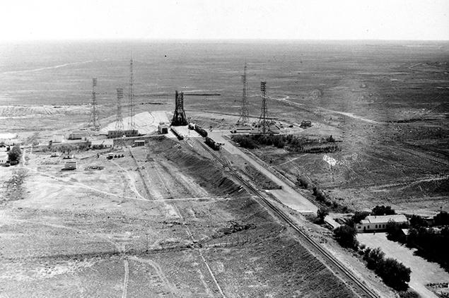 Катастрофа на Байконуре 1960 года