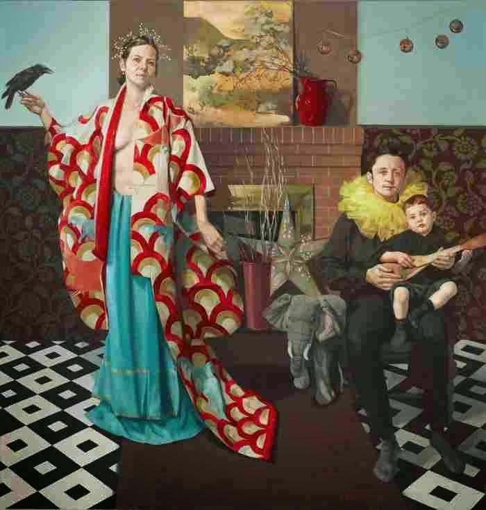 Внутренний мир художницы. Haley Hasler