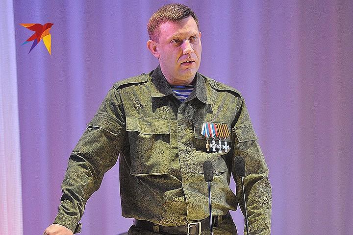 Подозреваемый в убийстве Захарченко признался, что был завербован СБУ