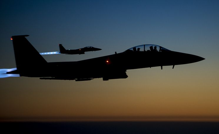 Россия закрыла небо Сирии для авиации американской коалиции