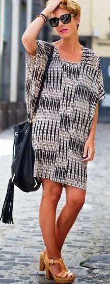 Летние платья для женщин элегантного возраста —   оригинальные и удобные варианты для лета