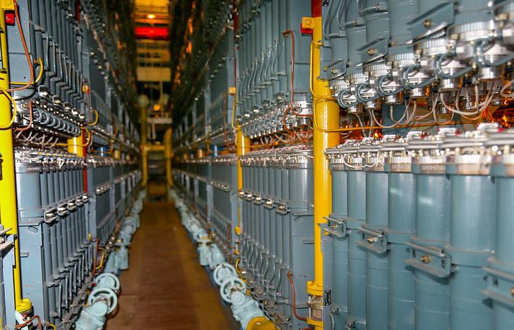 Очередной блок газовых центрифуг нового поколения ввели на УЭХК