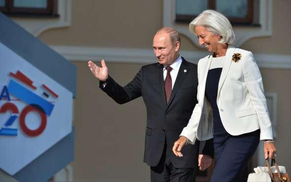 Невозможно укрепить власть Кремля, если финансовая политика определяется МВФ