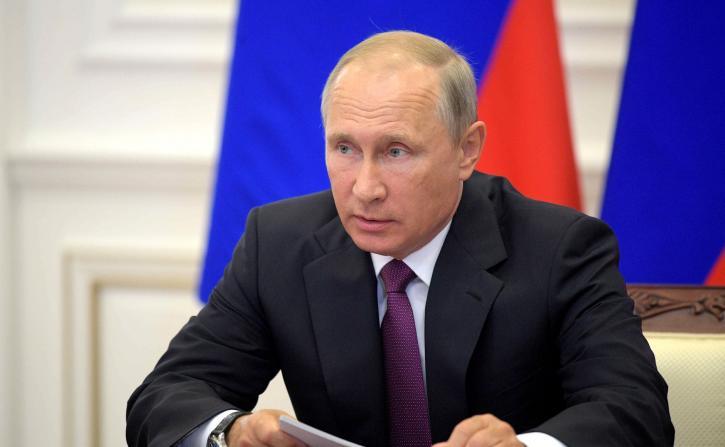 Владимир Путин сообщил об уг…