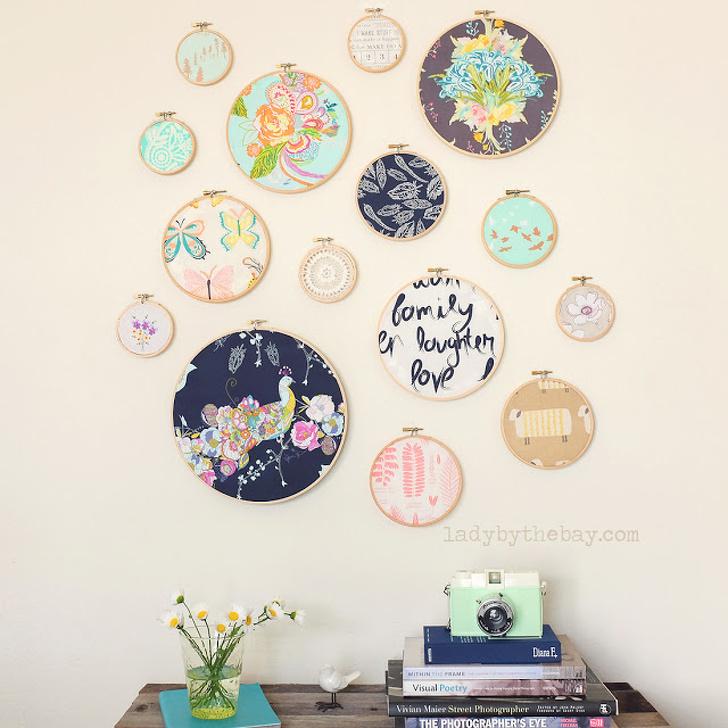10 идей декора интерьера, для воплощения которых нужно лишь немного фантазии и умения