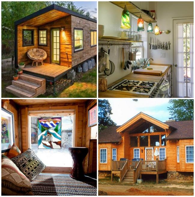 Как сделать дачный домик из палет, который будет выглядеть как загородная вилла