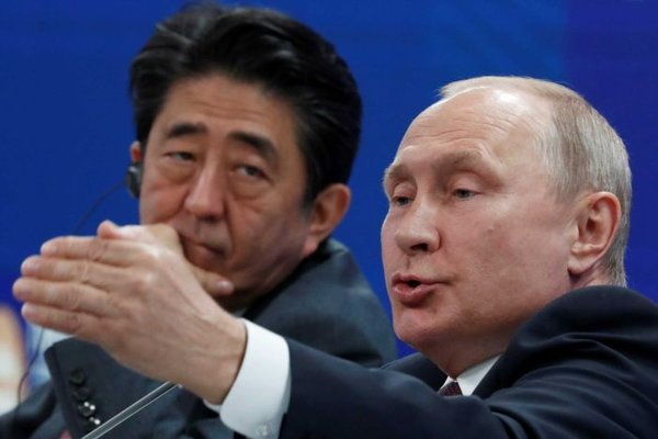 Почему Россия и Япония Никог…