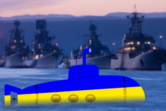 Украина должна была утопить флот и сжечь Крым