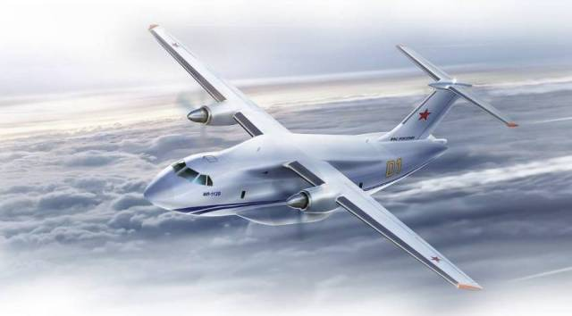 На замену Ан-24: ЦАГИ дорабо…