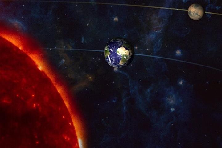 31 июля 2018 года наступит ночь Великого Противостояния Марса