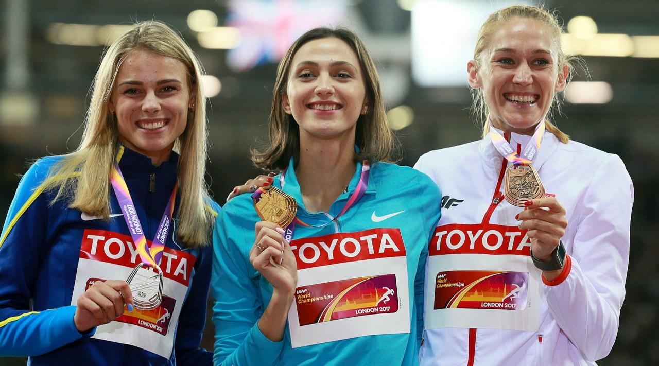 российские спортсмены на чм по легкой атлетике разводить катавасию
