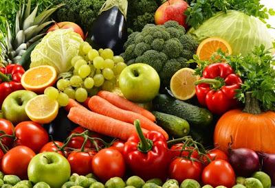 Мытье фруктов и овощей с содой
