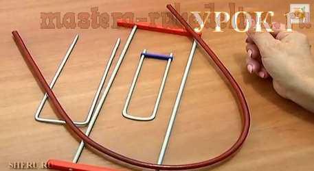 Мастер-класс по вязанию на вилке: Виды вилок