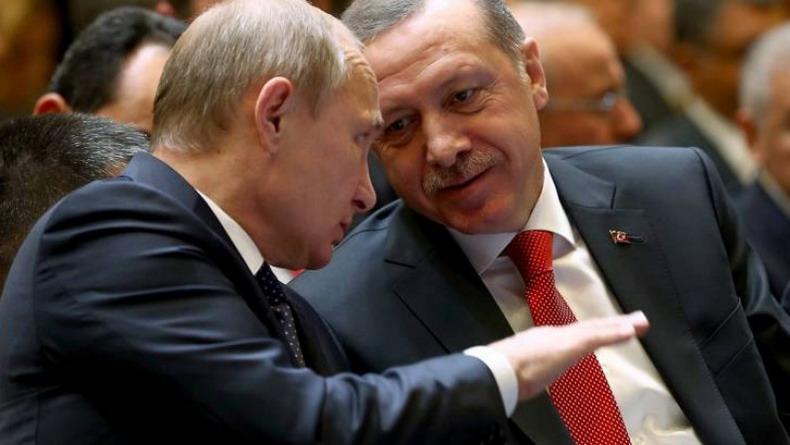 Россия и Турция перестраивают Евразию