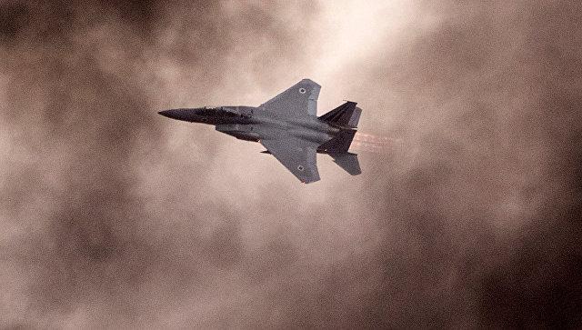 """""""Поражен с земли"""": израильские военные рассказали об атаке на F-16"""