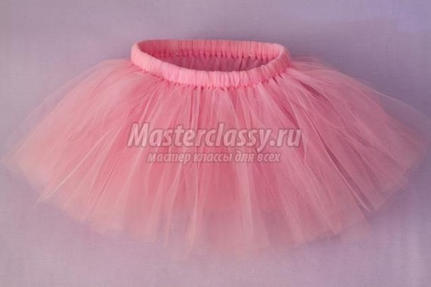 Мастер класс юбка без шитья
