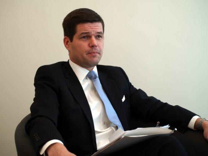 США назначили в Киеве нового «смотрящего»