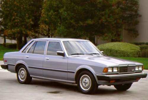 Автомобили 80-х годов XX век…